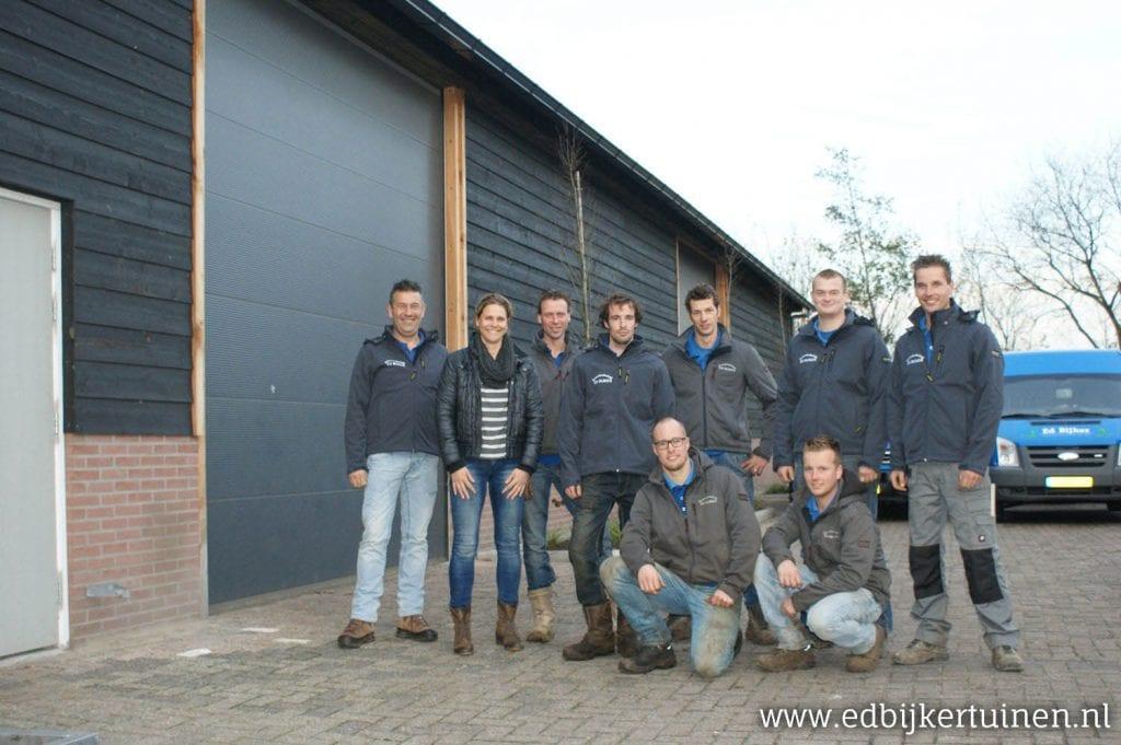 Ed_Bijker_tuinen_team