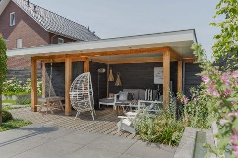 """Klantreview uit Zwolle: """"Wij beleven onze mooie tuin"""""""
