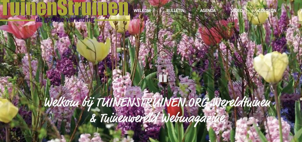 Tuinblog met tuininspiratie tuinenstruinen