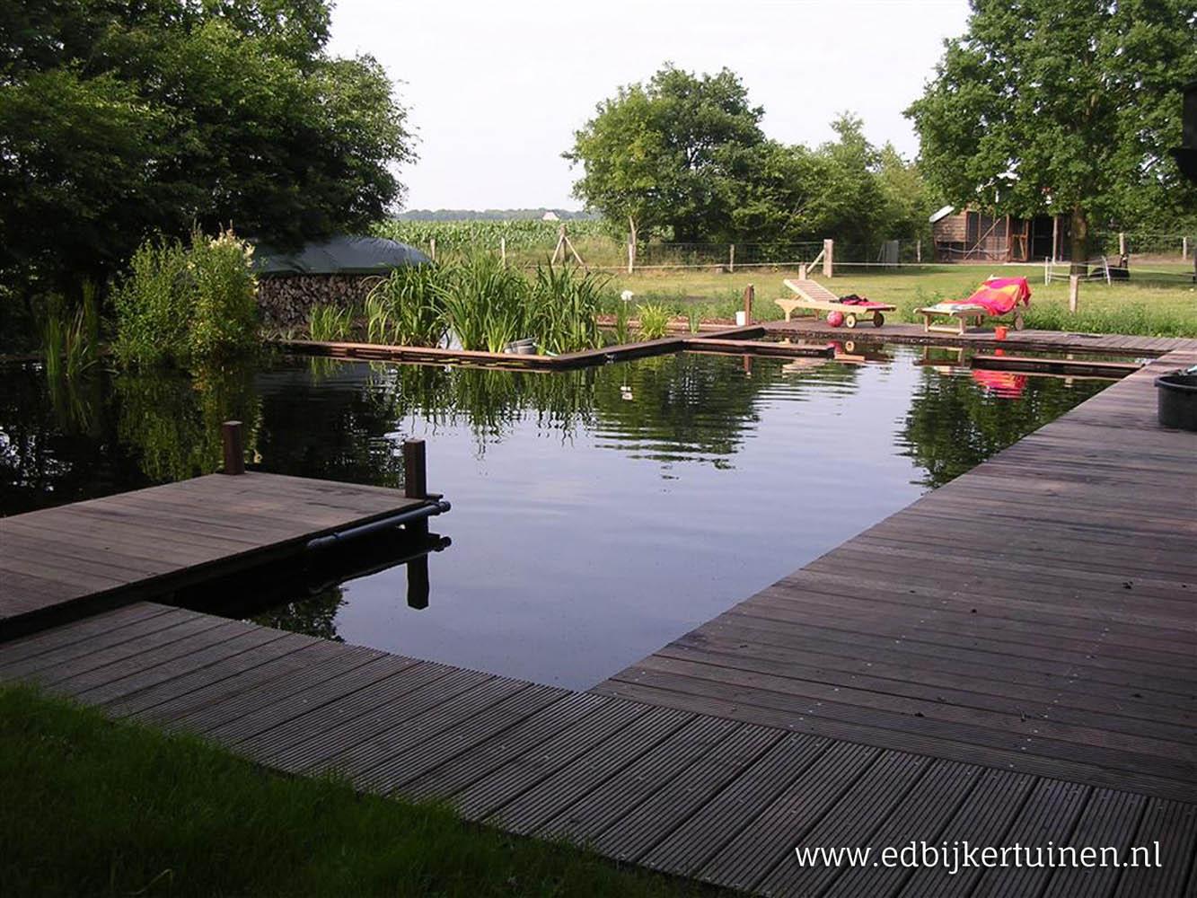 Zwemvijver ecosia