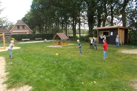 Hoveniersbedrijf Ed Bijker legt buurttuin aan in Balkbrug
