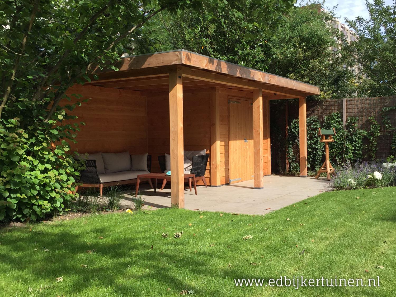 Losse Overkapping Tuin : Overkapping tuin laten bouwen ed bijker helpt graag