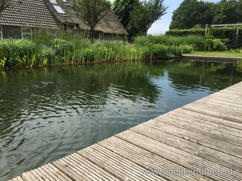 Zwemvijver with zwemvijver gallery of zwemvijver hardhouten brug